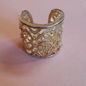 Jewelry - Heart wrap around ring